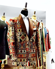 Fashion Designer, Entrepreneur, Creative Director, Mtm & Bespoke Men's Luxury Wardrobe, Since 2001 Tehran Showroom  +98 21 22 7171 94 www.masihzad.com (masihzad) Tags: jacket suit luxurylifestyle luxury iran iranian ir italy italianstyle classic handmade madetomeasure privateshowroom showroom masihzad