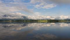 Hopfensee (m_blank) Tags: landscape lake ilce ilce7 alpha a7 alpha7 mountains mirrow