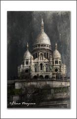 Sacr-Coeur, Paris (Elena Nosyreva) Tags: sacrecoeur paris france architecture basilica cathedral
