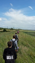 20160624_133927 (Keep Wales Tidy) Tags: bridge summer up coast marine severn clean litter learning monmouth welsh care baccalaureate caldicot rogiet welshcoastalpathcleanup