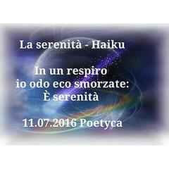 La serenit -Haiku (Poetyca) Tags: featured image haiku di poetyca immagini e poesie sfumature poetiche poesia