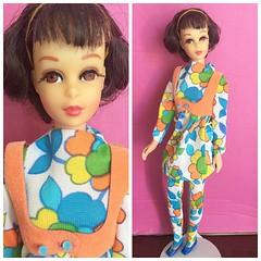 Barbie francie twist n' turn 1969 in #1239 Bloom Zoom1970-1971, 1974 (piccolo.ice) Tags: francie twistnturn