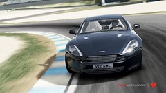 Aston Martin Rapide (motorforum) Tags: xbox360 microsoft fm4 forzamotorsport photomode forza4