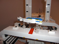 "Space Hub 154 ""Omega Station"" (kaydee1982) Tags: lego space spacestation base efs microscale"