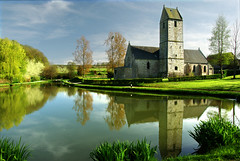 Gouvets (davidpemberton78) Tags: france normandie manche villagechurch gouvets