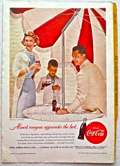 1956 - 1950s Vintage Coca Cola Advertisement From National Geographic Back Page 22 (Christian Montone) Tags: vintage ads advertising coke americana soda cocacola advertisements sodapop vintageads vintageadvert