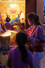 A Magical Moment (lynhdan) Tags: night asia cambodia southeastasia cambodian khmer lotus buddhist religion phnompenh moment prayers pnh earthasia lynhdan