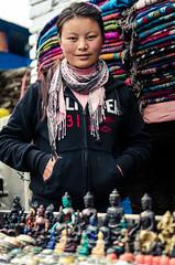 Tibetan craft seller, Tadapani, Nepal (Andrew Taylor Photography) Tags: nepal people mountains wool girl subject himalayas jewellry environmentalportrait tadapani annapurnasanctuarytrek yakbone annapurnabasecamptrek annapurnahimal gandakizone annapurnahimalaya annapurnaconservationarea womantibetan