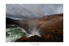 Gullfoss (Emmanuel DEPARIS) Tags: water pose island iceland nikon eau flickr cascade emmanuel longue deparis