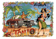 tonio-color01 (Vagab') Tags: car hawaii drawing cartoon medallion hulagirl chrysler mopar 318 americancars lebaron hawaï cartooncar vahiné chryslercorporation chryslerlebaron 1979chryslerlebaron ukegirl mbody voituresamericaines 1979chrysler chryslermbody 1979car lebaronmedallion chryslerclassics moparmbody chryslermplatform drawingcar chryslerlebaron1978 lebaron1978 chryslerlebaron1977 lebaron1977 voiturebd