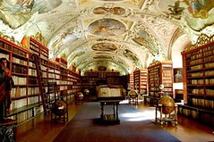 Strahov Monastery - Theological Library, Prague, Czech Republic (Iris Speed Reading) Tags: world latinamerica southamerica beautiful us amazing cool asia europe top library libraries united most states coolest inspiring speedreading