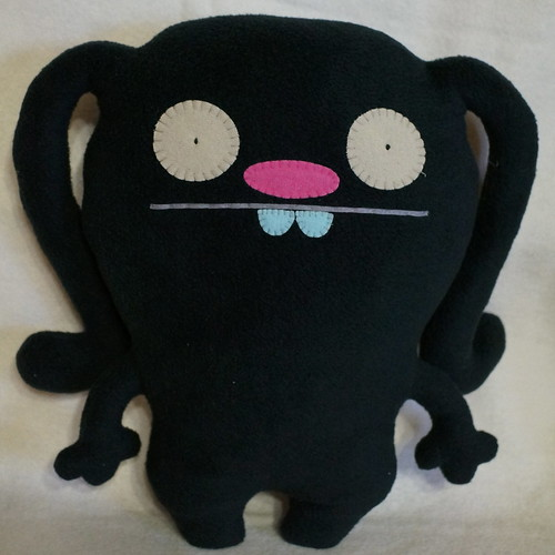Uglydoll Handmade David Horvath and Sun Min - Basheeshee