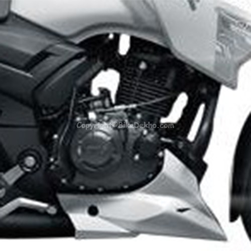 Tvs Apache Rtr 180 ( engine-view )