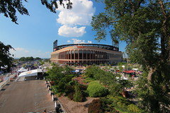 Citi Field Hosts the 2013 MLB All Star Game (chrisswann26) Tags: nyc baseball mets mlb newyorkmets allstargame nymets nationalleague citifield 2013allstargame citifieldallstargame