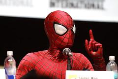 Spider-Man (Gage Skidmore) Tags: california 2 matt amazing san comic jamie spiderman diego center andrew avi convention marc dane garfield con webb arad foxx dehaan tolmach 2013