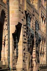 Erzbischfliches Ordinariat 7-1 (GhostOfDorian) Tags: ornament freiburg neoromanik herrenstrase erzbischfliches ordinariat byzantinisches