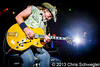 Ted Nugent @ DTE Energy Music Theatre, Clarkston, MI - 08-02-13