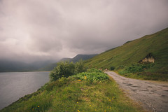 Cycling through Skye III (BlondieISFC) Tags: skye scotland isleofskye ecosse vsco vscofilm vscopresets