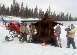 Alaska Moose and Bear Hunt - Dillingham 34