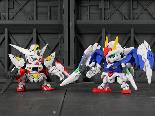 Reborns  Gundam VS. 00 Raiser