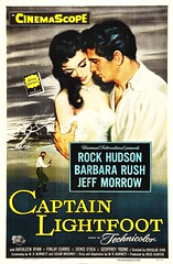 Captain Lightfoot (1955 / Universal-International) 1 sheet (KlaatuCarpenter) Tags: movieposter rosshunter douglassirk jimjonson
