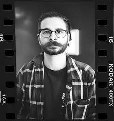 The Bearded, I. (amandaBianca) Tags: portrait toronto man beard documentary stranger moustache
