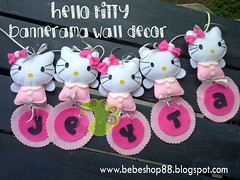 Kado lucu (Hello Kitty Bannerama Wall Decor) (Bebe Handmade) Tags: hk wall kids sweet handmade hellokitty name adorable kitty sanrio gifts birthdaygifts decor bannerama cutegifts cutesouvenir birthdaysouvenir souvenirimut kadolucu kadoulangtahun feltbannerama souveniranakanak kadoultahlucu