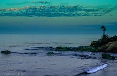 Laguna Sunrise-7933 (www.karltonhuberphotography.com) Tags: ocean morning sky clouds sunrise morninglight rocks surf waves pacific shore southerncalifornia lagunabeach 2013 nikkor55200mm nikond7000 karltonhuber