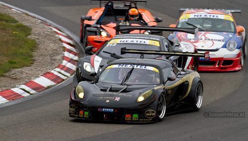 Lotus Evora GT3