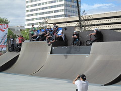 BMX Contest Bielefeld 1 (Beba <~~~) Tags: city bmx skatepark jam bielefeld bikepark kesselbrink cityjam