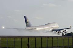 B747-400 (TF-AMI) Saudi (boeing-boy) Tags: saudi b747 manston mikeling tfami boeingboy