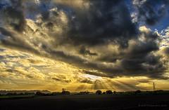 DSC_1891lr (AGB Photography) Tags: sun storm clouds nikon farmland fields rays d7000 agbphotography