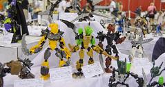 BRICKFAIR210 (dviddy) Tags: kevin factory lego expo system va convention hero fusion bionicle chantilly mocs moc hinkle 2013 brickfair