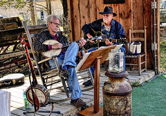 HCS - Mountain Music edition (Wes Iversen) Tags: music musicians tennessee gatlinburg musicalinstruments hcs nikkor18300mm clichsaturday