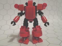 APEx-10 (Red_Robot_XIII) Tags: mobile lego frame zero mecha mfz mf0