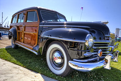 1948 Plymouth Special De Luxe Station Wagon (dmentd) Tags: 1948 deluxe plymouth special stationwagon