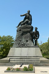 Памятник вице-адмиралу В.А. Корнилову, Севастополь, Малахов курган