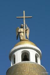 Крым, Сапун-гора, часовня во имя святого великомученика Георгия Победоносца