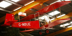 G-MBUE MBA Tiger Cub 440 (eLaReF) Tags: museum cub mba air tiger newark 440 winthorpe newarkairmuseum gmbue