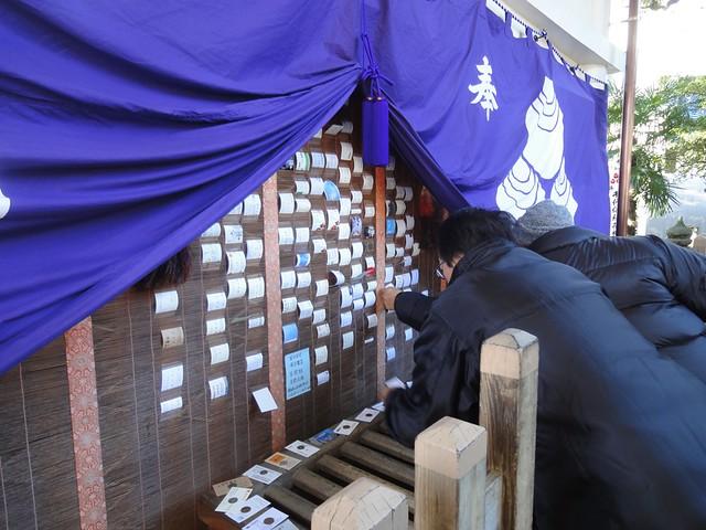 こちらも本殿の反対側。|千代保稲荷神社