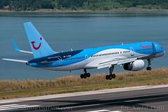 TKD_2978 (dahlaviation.com Thanks for over 1 !! million view) Tags: airplane aircraft aviation airplanes greece thomson boeing corfu kerkyra spotting 757 aircrafts cfu lgkr thomsonairways