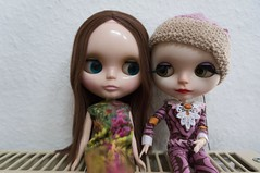 Abigail and new girl