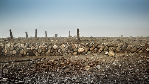 The Wall (ruins of Japanese military structures)