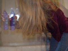 Finish (Lynzeangel) Tags: hair touch spray blond freeze finishing odc