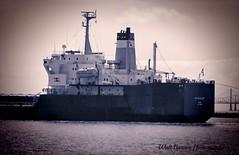 CSL Trailblazer_014 Topaz (Walt Barnes) Tags: blackandwhite bw canon eos boat blackwhite ship vessel monotone cargo richmond calif hdr freight freighter topaz bulk bulkcarrier sanpablobay 60d canoneos60d topazadjust csltrailblazer eos60d wdbones99
