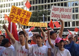民意能影响中国的外交政策吗?