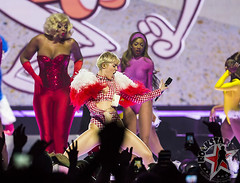Miley Cyrus - The Palace of Auburn Hills - Auburn Hills, MI - April 12th 2014