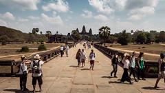 Angkor Wat (Daddi Andrea) Tags: art architecture temple ancient asia cambodge cambodia southeastasia khmer arte buddha buddhist religion buddhism angkorwat unesco reap tropical wat siam antico architettura asean indochine tempio buddista cambogia buddismo indocina