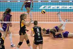 GO4G0602_R.Varadi_R.Varadi_R.Varadi (Robi33) Tags: game sport ball switzerland championship team women action basel tournament match network volleyball volley referees