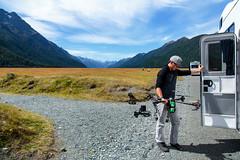 Quadcopters in Englington Valley (Doc. Di0) Tags: new newzealand canon landscape zealand uav oceania quadcopter 5dmk3